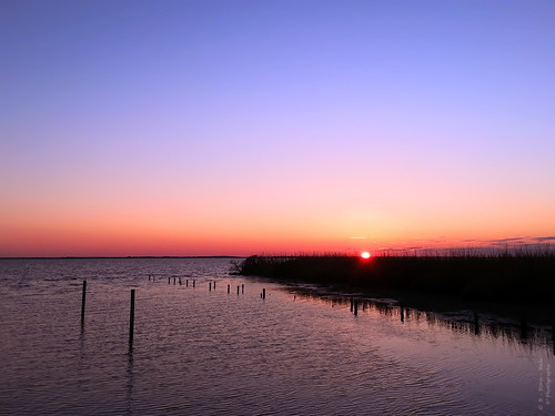 sunset landscape beach sea outerbanks obx corolla northcarolina nc usa goldenhour iphonephotography iphone photography yolculuk travel seyahat travelphotography gezgin traveler nature