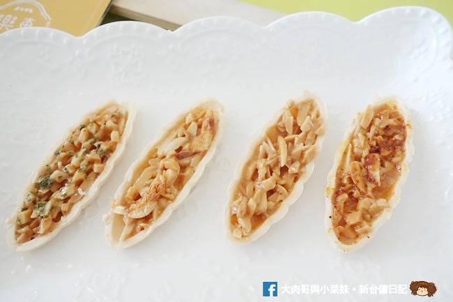樂東菓子 台北夏威夷豆塔 伴手禮 三節禮品 (20)