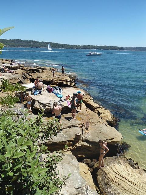Playa de Camp Cove, Sídney/Camp Cove beach, Sydney, Australia – www.fotosviajeras.com