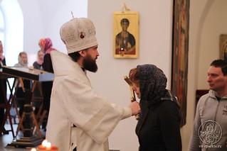 27.01.2019 | Воскресная Литургия в Юрьевом монастыре