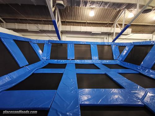 eastin thana city resort trampoline playground | by placesandfoods.com