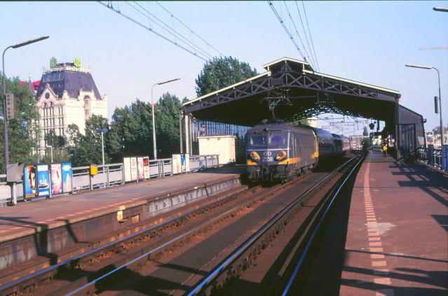 1879 Rotterdam Blaak 25 mei 1986