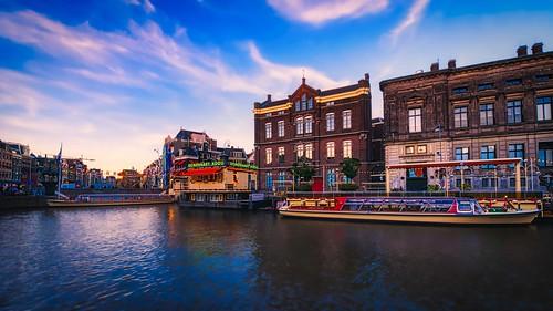 Colorful Amsterdam | by Jim Nix / Nomadic Pursuits
