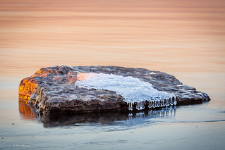 Melting ice cap - Kew Beach, Toronto | by Phil Marion (176 million views - THANKS)