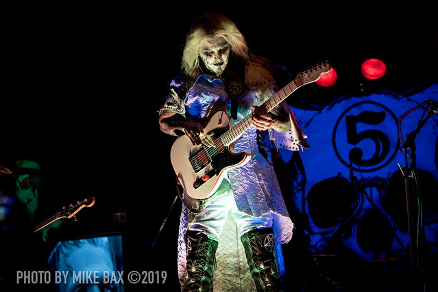 John 5 (w/ Jared James Nichols, Dead Girls Academy) @ Lee's Palace (Toronto, ON) on March 23, 2019