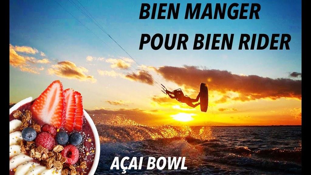 LE PETIT DEJ DU RIDEUR : AÇAI BOWL by LABonne Recette