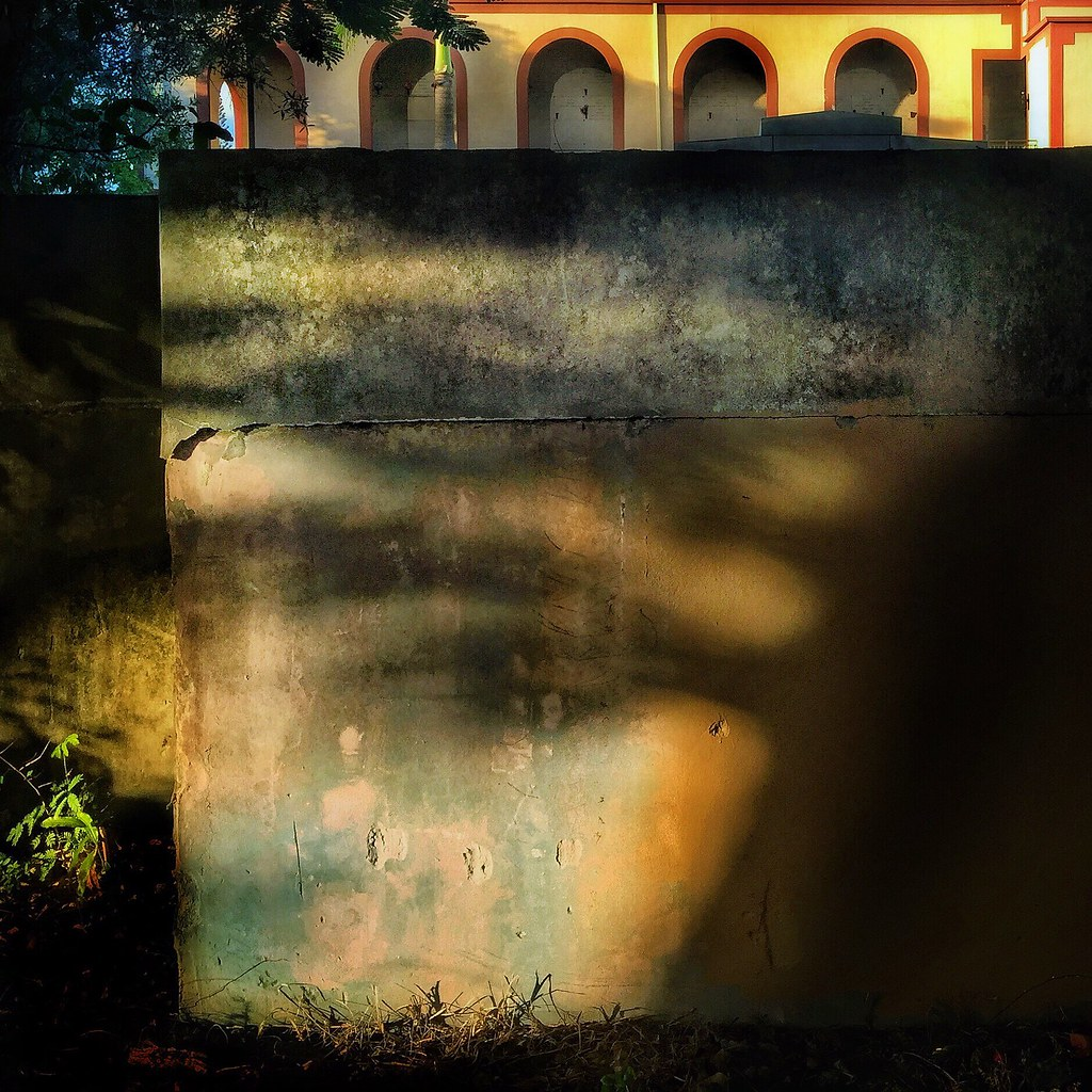Casting Shadows in Cemeteries