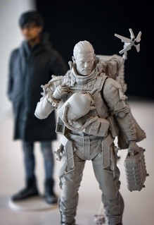 "figma《死亡之絆 Death Stranding》山姆·樸爾塔·布爵斯(サム・""ポーター""・ブリッジズ)原型公開!"