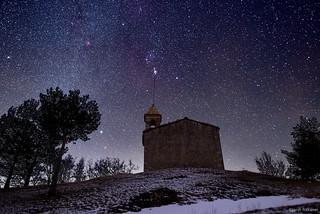Puig Aguilar i nebulosa d'Orió | by jordi.fraxanet