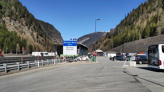 Rasthof am Brenner-Pass