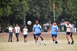 Inter House Football Competition 2018-19 2 (18) | by Atmiya Vidya Mandir