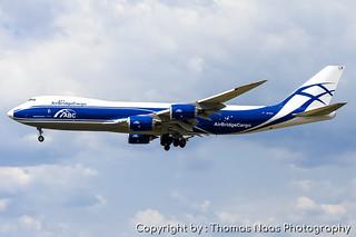 AirBridge Cargo, VQ-BLR