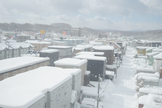 Chitose in white