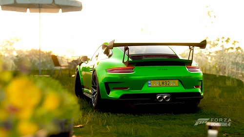 911 GT3 RS | by luanenneslmk