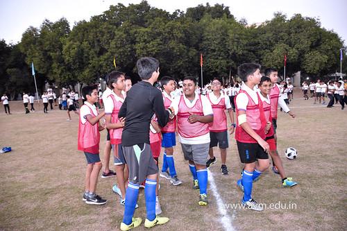 Inter House Football Competition 2018-19 11 (40) | by Atmiya Vidya Mandir