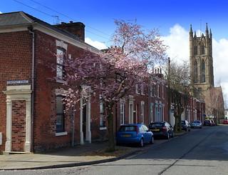 Spring in Ashton, Preston | by Tony Worrall