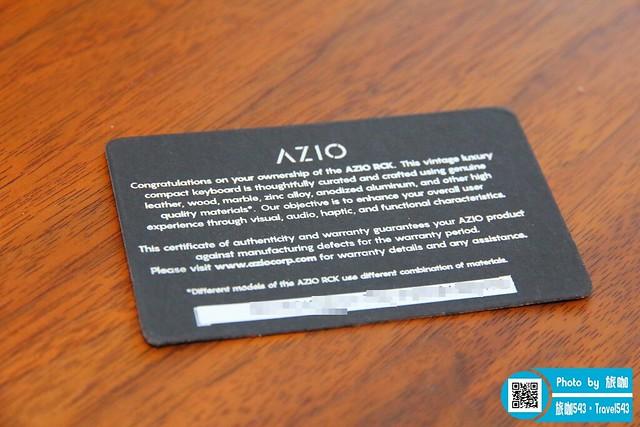AZIO RETRO R.C.K ELWOOD