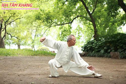 2.Duy trì tập thể dục mỗi ngày để phát triển tuần hoàn bàng hệ