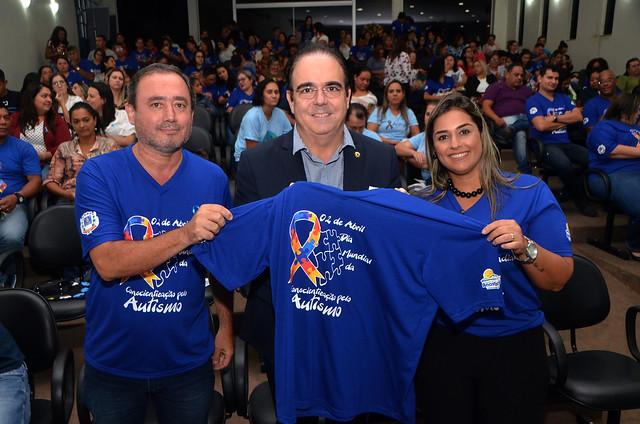 Dia mundial da conscientização do Autismo , Anastácio -MS