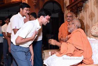 Std-10-11-12-visit-to-Haridham-for-Swamishree's-Blessings-(71)   by Atmiya Vidya Mandir