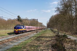 RXP 1251   IGSO Sonderzug 13496   Apeldoorn   by Rubentje01