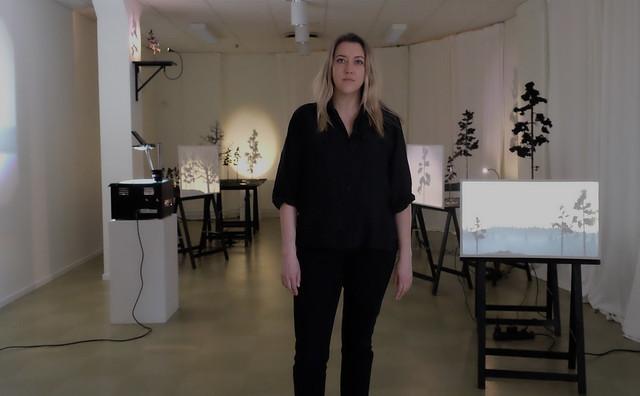 Anna Lidberg på Verkstad konsthall