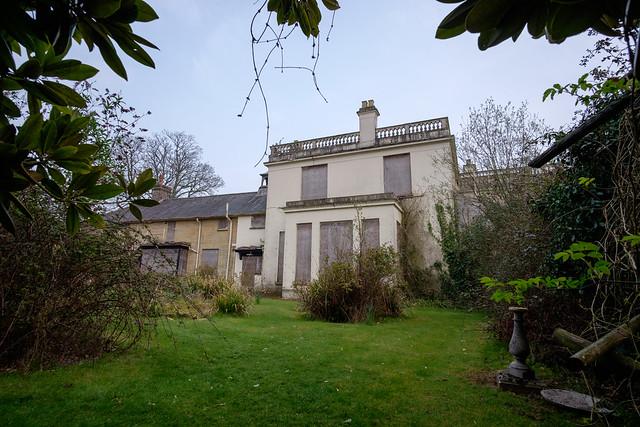 Buxshall House