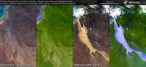 Floods in Queensland, Northern Australia | by Pierre Markuse