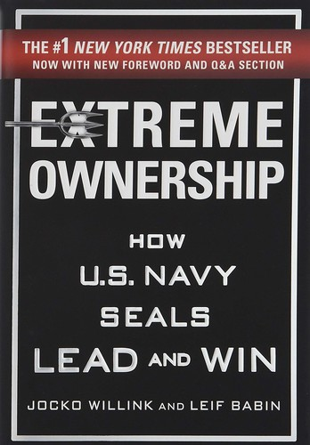 Extreme Ownership, par Jocko Willink & Leif Babin