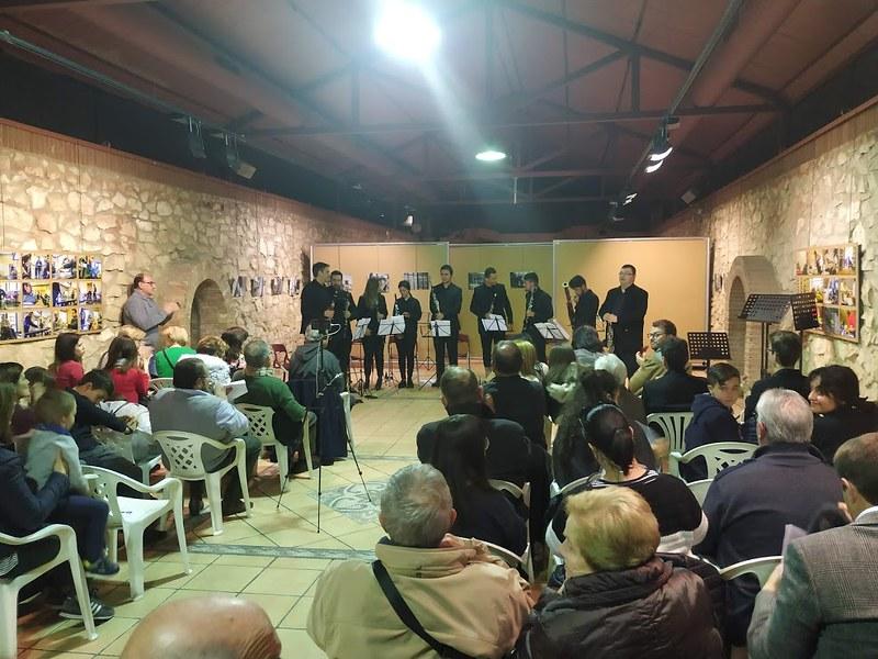 (2019-02-17) Concierto de cámara en el Forn Cultural - José Vicente Romero Ripoll (17)