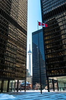 CN Tower   by The Lazy Photographr