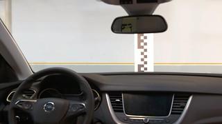 Kamera-Kalibrierung am Opel Grandland X