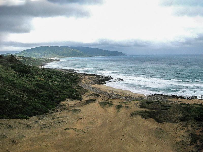 風吹沙景觀 2