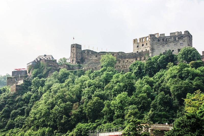萊茵岩堡(Burg Rheinfels) 1