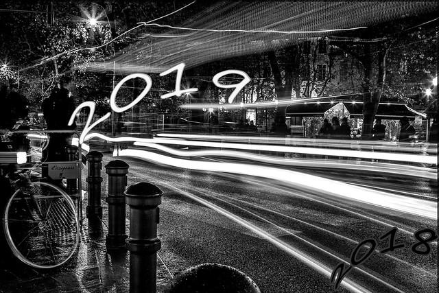 Traverser l'année.../ Cross the year...