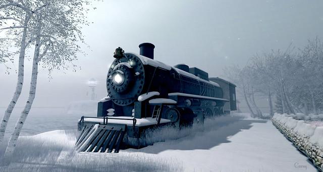 2018-12-29 Steam Train Blues