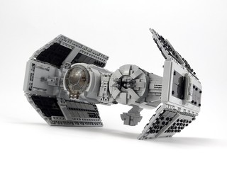 TIE Bomber LEGO MOC | by barneius industries