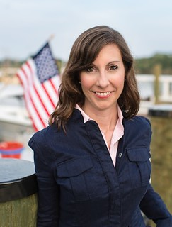 Photo of Secretary Jeannie Haddaway-Riccio