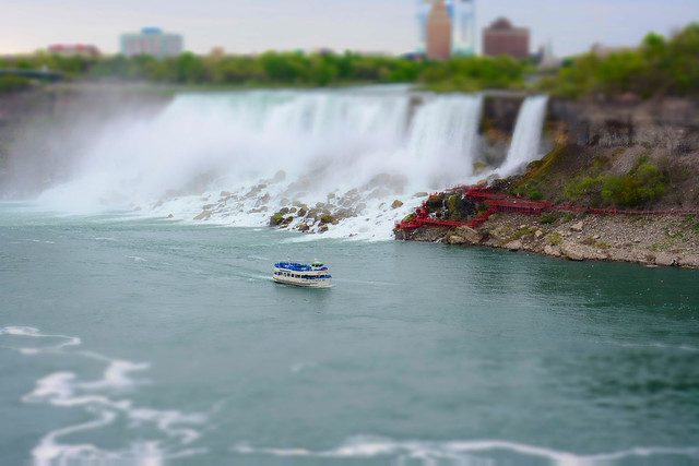 American Falls miniature [on Explore 2019.02.21]