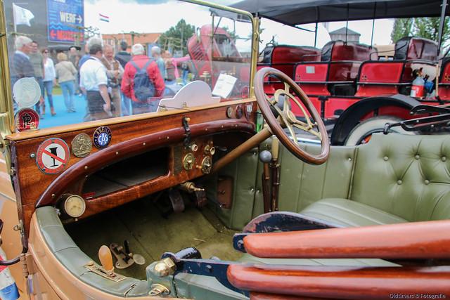 1912 Panhard & Levasseur X19 - ZZ-27-38