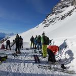 Varianten Skifahren im Lötschental Feb 19' (Fotos Franz)