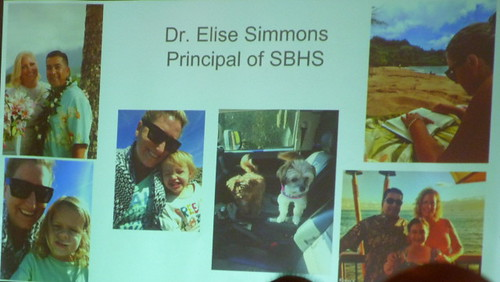Program Dr. Elixe Simmons SBHS Principal | by Rotary Club of Santa Barbara Sunrise