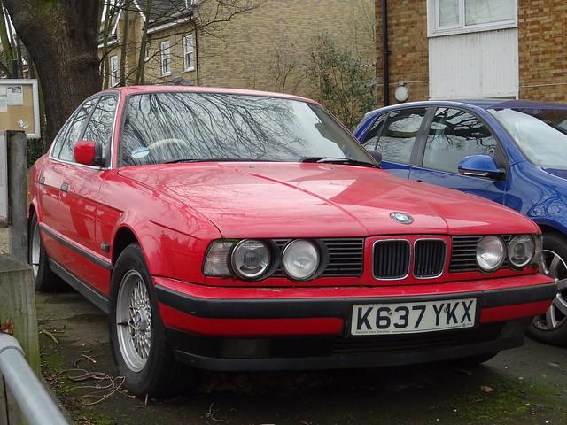 1993 BMW 520i SE