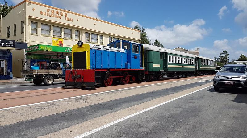 Kawakawa Train Street