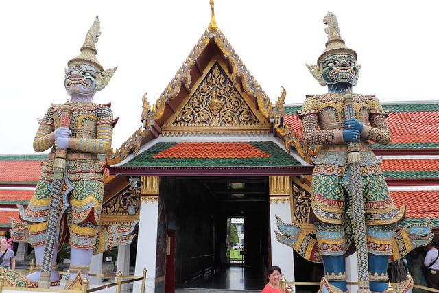 Visitar el Palacio Real de Bangkok
