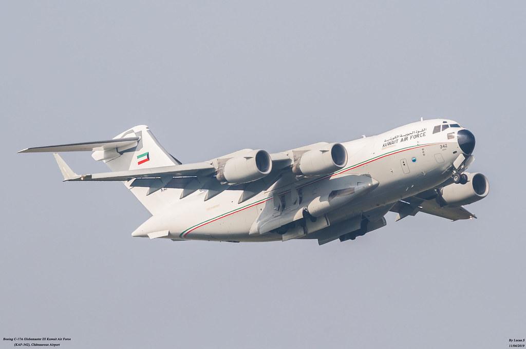 Boeing C-17A Globemaster III Kuwait Air Force (KAF-342)