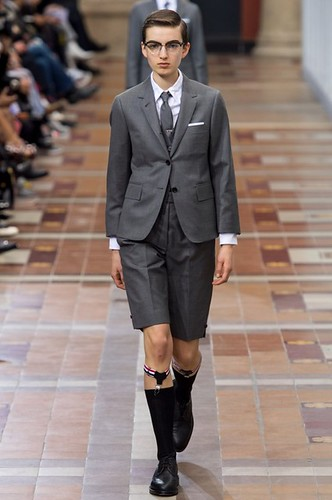Thom Browne Womenswear Fall/Winter 2019/2020 12