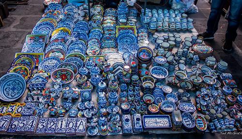 2018 - Mexico - Puebla - Calle 6 Sur Market