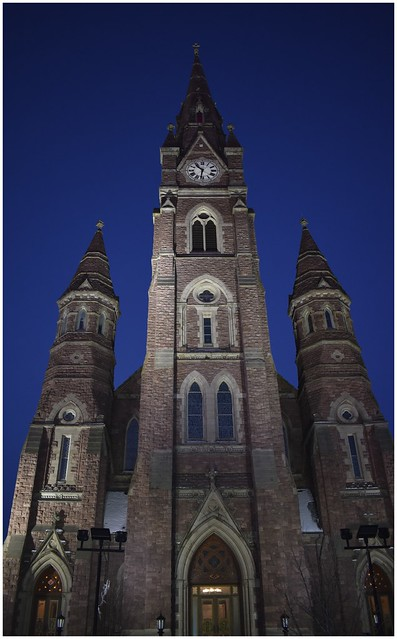 Saint Peter Cathedral @ Erie PA