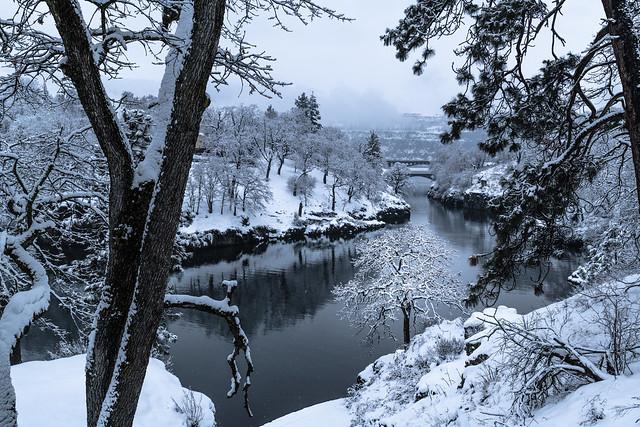 Balfour-Klickitat Winter Overlook - Lyle, Washington